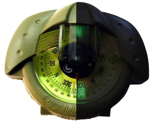 Phosphorous Illumination Compass