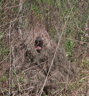 Ghillie Camouflage Suit