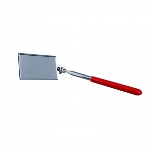 Rectangular Telescopic Arm Inspection Mirror