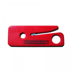 RED S.O.S. Safety Belt Cutter