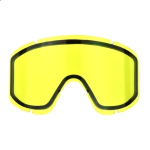 YH12 Double Yellow Polycarbonate Lens