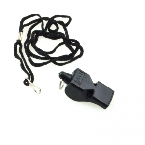 Black 300 Whistle