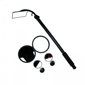 711M 115cm Telescopic Inspection Mirror